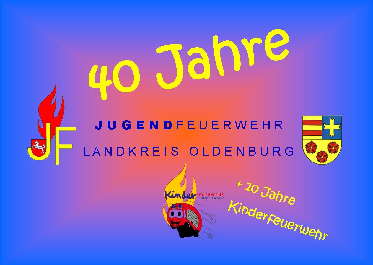 KJF-Jubiläumsbroschüre - 40 Jahre